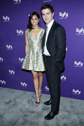Meaghan Rath - 2013 Syfy Upfront in NYC 4/10/13