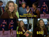 Jessica Biel Tonight Show Collage....