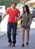 Jessica Szohr @ King's Road Cafe in Studio City | March 30 | 23 leggy pics
