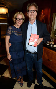 Gillian Anderson, The Uncle Dysfunctional launch by AA Gill, London 07/06/2017