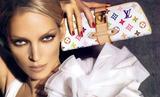 Uma Thurman - Louis Vuitton Ads Collection [x8]