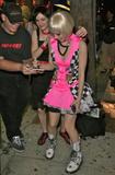 Avril Lavigne-Hyde nightclub
