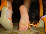 Только одна туфелька...