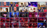 Ellie Crisell & Louise Minchin (Newsreaders) - Let's Dance For Comic Relief - 20th Feb 10