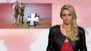 Sandra Schneiders - RTL2 News - 19.06.2011 - HD