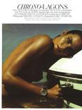"Frankie Rayder Vogue Paris April 2007, 'Chrono-Lagos', Ph. Mikael Jansson Foto 27 (������ ������ Vogue Paris ������ 2007 ����, ""Chrono-�����"", ��� ������ ����� ���� 27)"