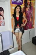 Richa Panai in Hot Shorts in Naturals Shop Inaugration