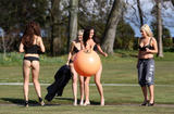 Роксанна МакКи, фото 22. Roxanne McKee and: Jennifer Metcalfe, Gemma Merna, Zoe Lister., photo 22