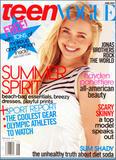 Hayden Panettiere - Teen Vogue Magazine - HQ Scans